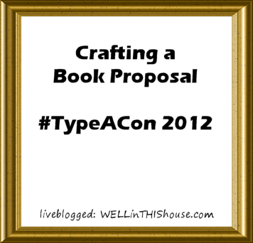 Crafting a Book Proposal
