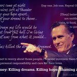 Pinteresting: Now Mitt Romney Has Killed the Dream I Dreamed
