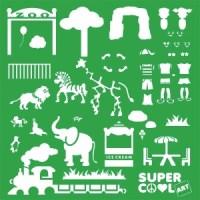 SuperCool Art Stencil