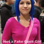 Not a Fake Geek Girl