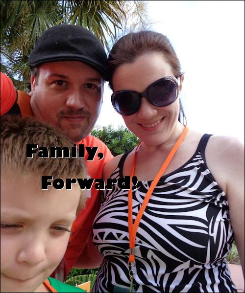 Family, Forward!