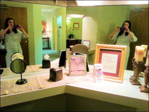 Ladies Dressing Room