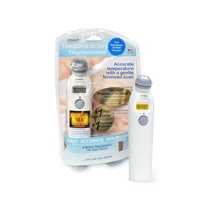 Hot In Here Or Just Me Exergen Temporalscanner Thermometer Review