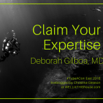 Claim Your Expertise – Type-A Con East 2016