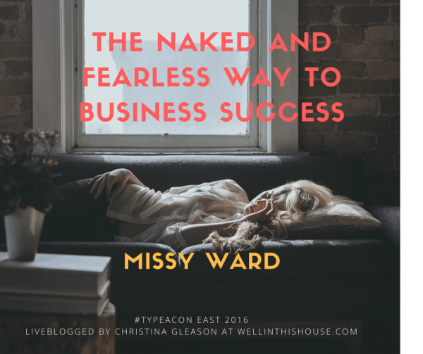 The Naked and Fearless Way to Business Success