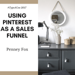 Using Pinterest as a Sales Funnel