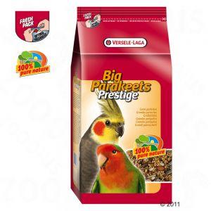 Alimentation des perruches et perroquets : Mélange graines grande perruche versele-laga