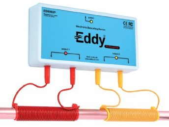 Eddy electronic water softener descaler