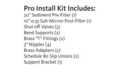 pro install kit