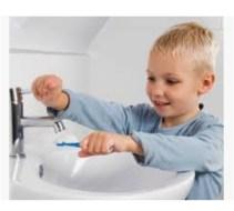 teach kids to save water