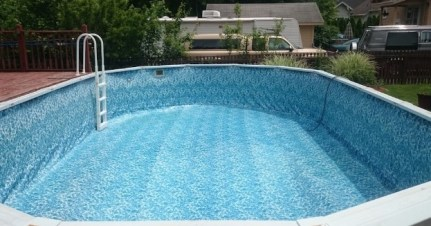 Size of Above Ground Pool