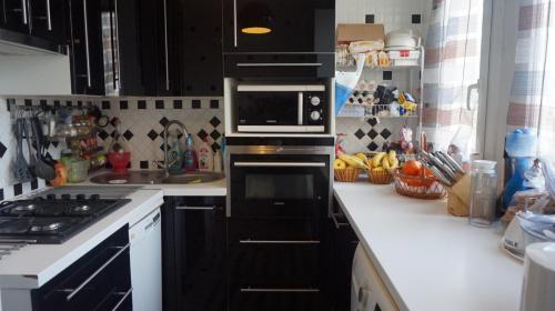 Rénovation d'une petite cuisine