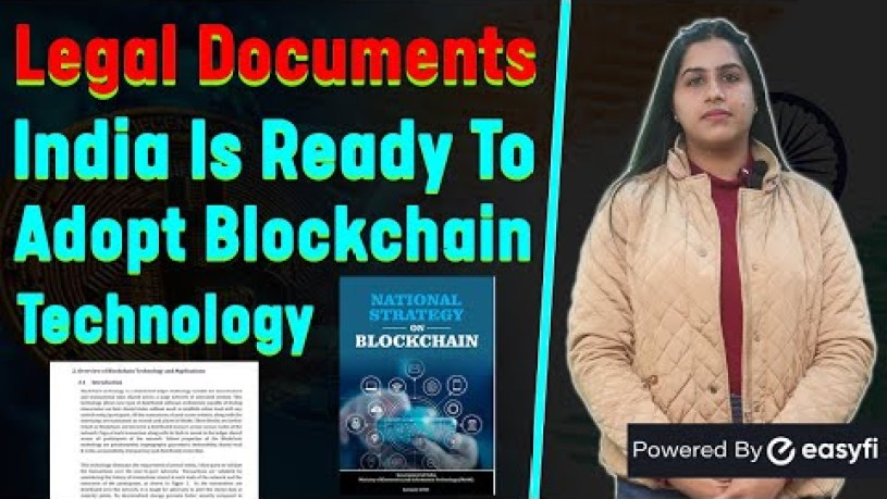 Is Blockchain Technology Used In India