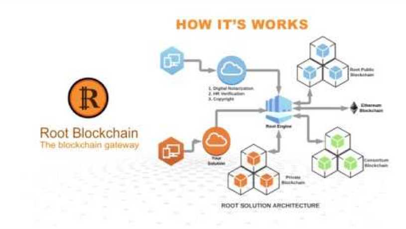 What Are The Different Types Of Hybrid Blockchains