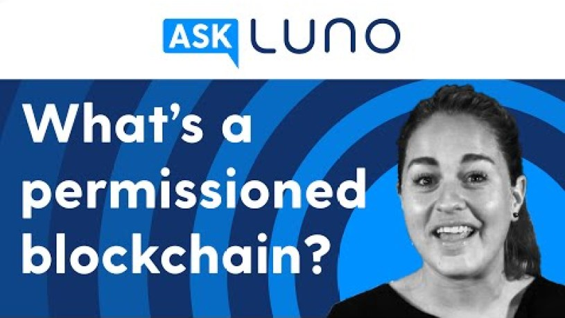 Blockchains Can Be Public Or Permissioned