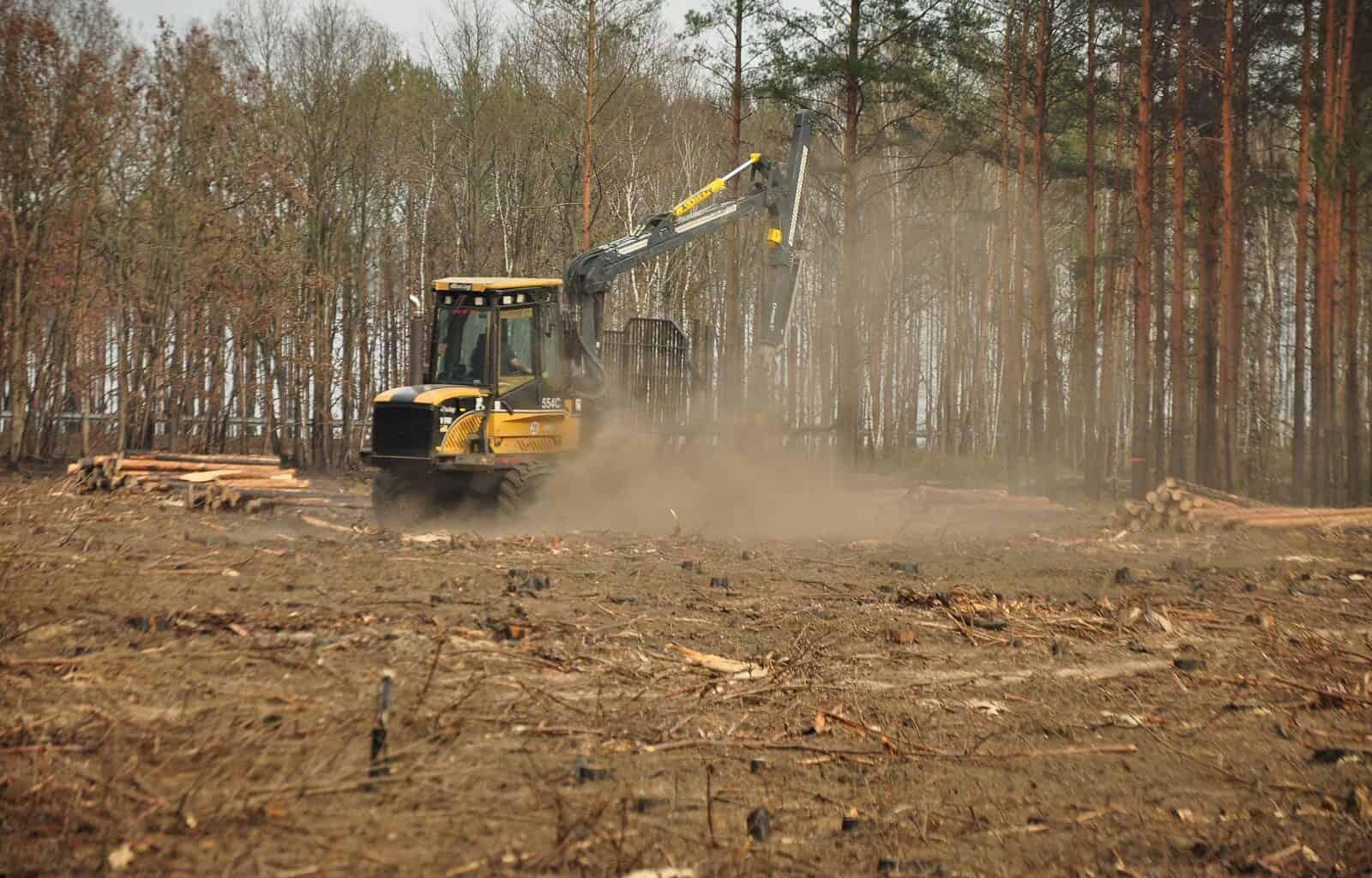 Forest Fire Treuebrietzen Brandenburg-22462 © Christoph Nowicki