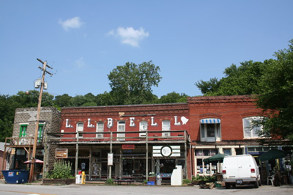 Makanda, Illinois, Boardwalk