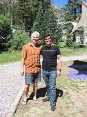 John Friend Anusara Yoga & Brian Castellani