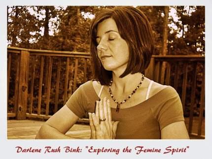 """Darlene Bink, yoga teacher in Columbus, Georgia: """"Exploring the Femine Spirit"""""""