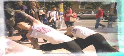 My Kula - Christi-an Yorkville CANADA  Flashmob Fridays