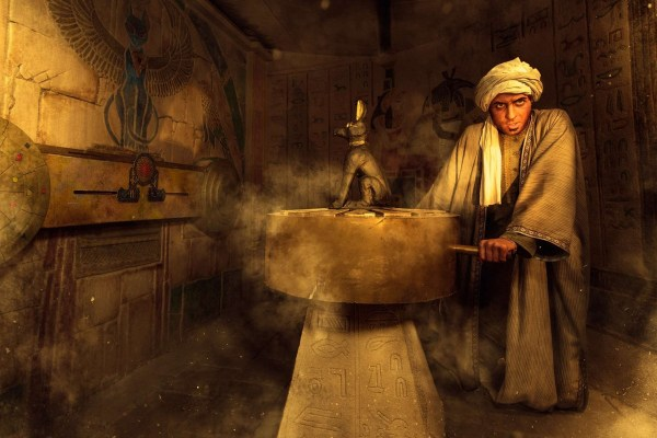 Квест 171Проклятие Рамзеса187 от 171Клаустрофобия187 в Москве A