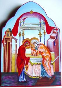 Presentation au temple S. Aulagnon