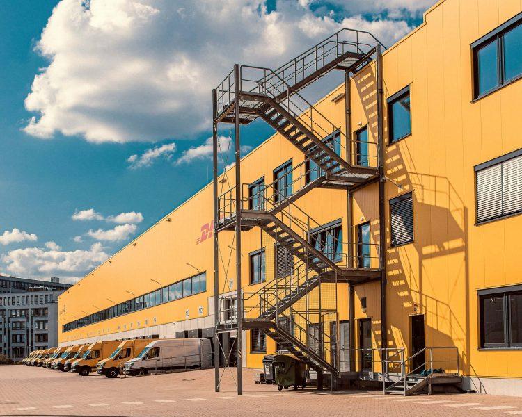 handpainted warehouse