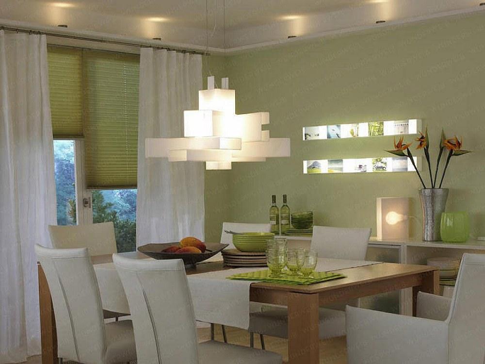 Beautiful Dining Room Pendants