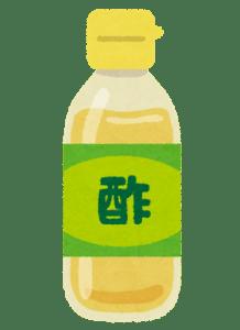 生ゴミの臭い対策にお酢・クエン酸