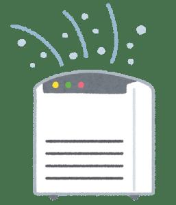 空気清浄機で部屋の臭い対策