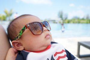 赤ちゃん,日焼け対策,いつから,