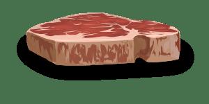 脇の臭い,食べ物,肉