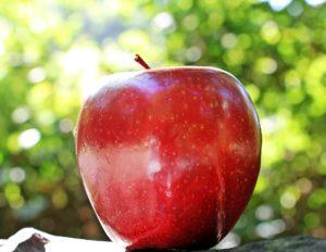 にんにく,臭い消し,りんご