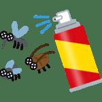 梅雨の虫対策はこれ!ダニやコバエの大量発生を防ぐには?