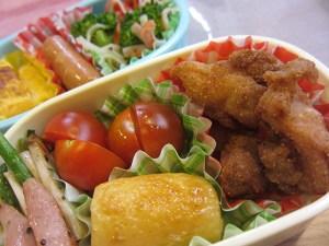弁当の食中毒予防