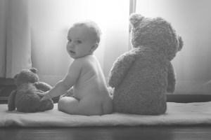 赤ちゃんは夫婦が仲の良いことを望んでいる