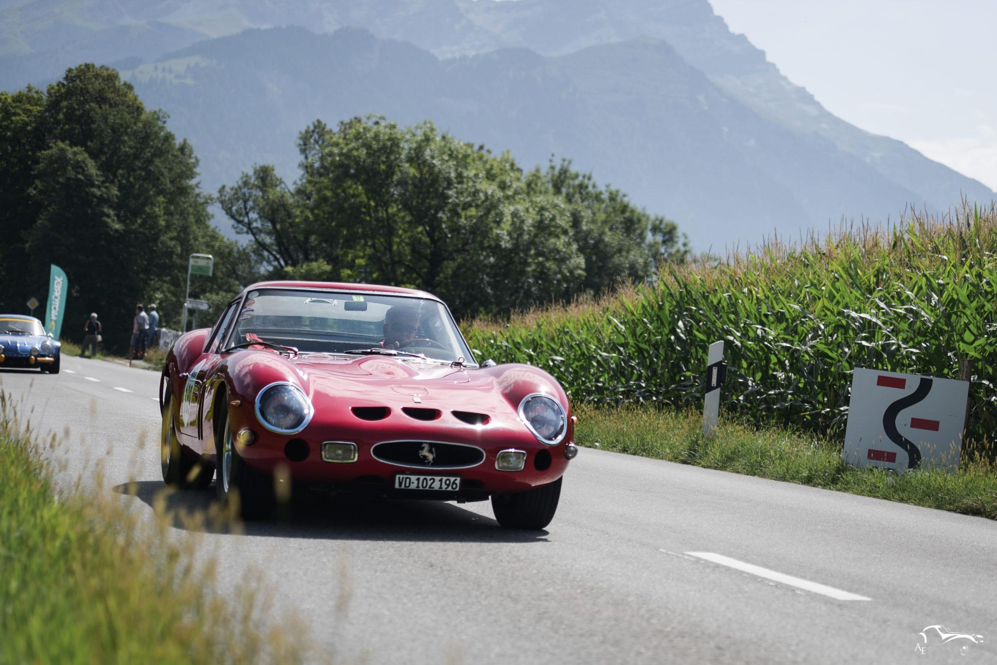 Ferrari-Favre 250 GTO 3000 cc 1962