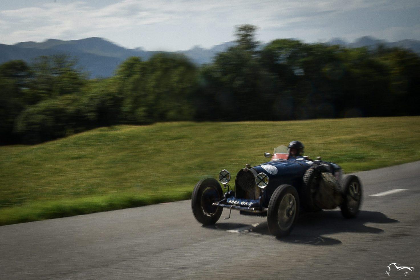 Bugatti T51 2300 cc 19311, replica by Pur Sang Argentina (RA)