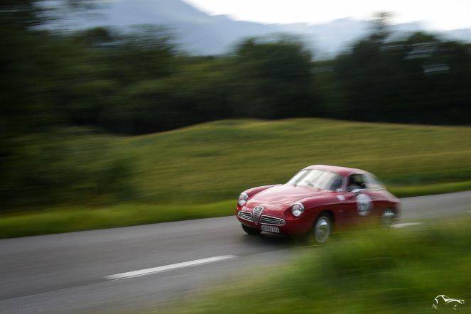 Alfa Romeo Giulietta Sprint Zagato 1290 cc 1961