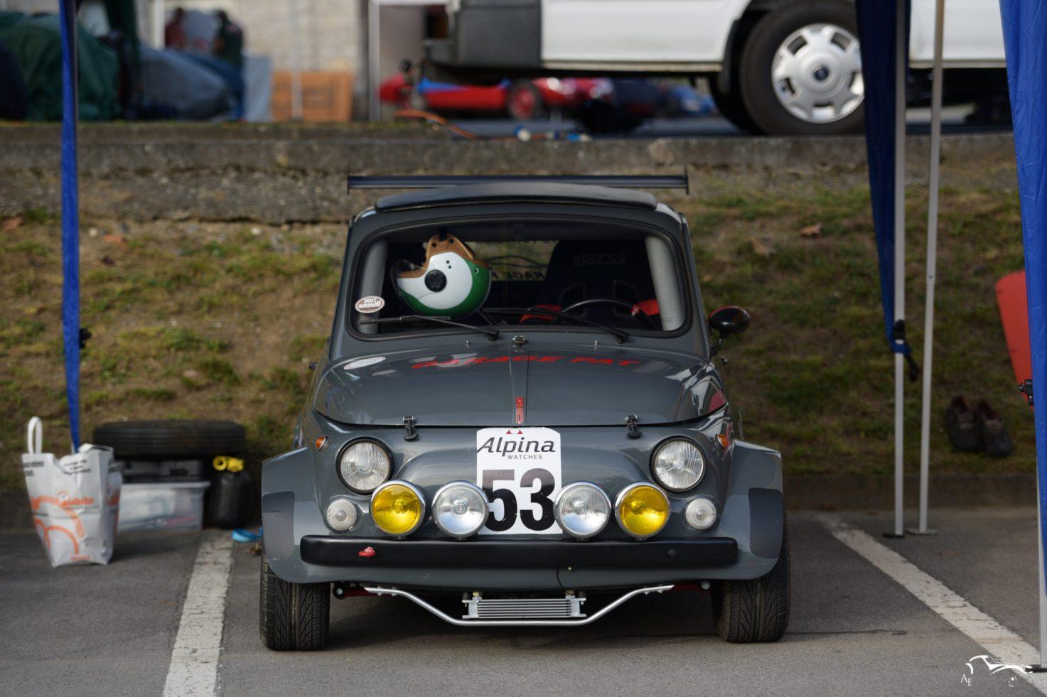 Fiat Proto NSU 1000 cc 1970