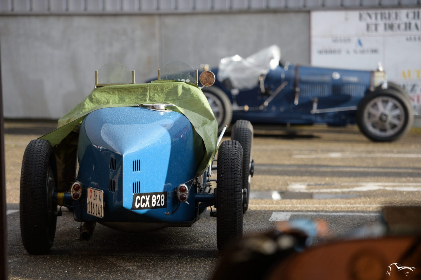 Type 37A Sport (body Grand Prix)