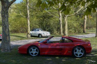 Ferrari 355 GTS & Porsche 356