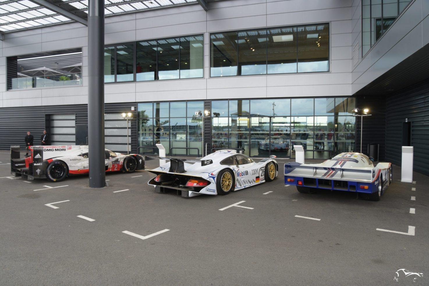 Porsche 919, 911 GT1, 956