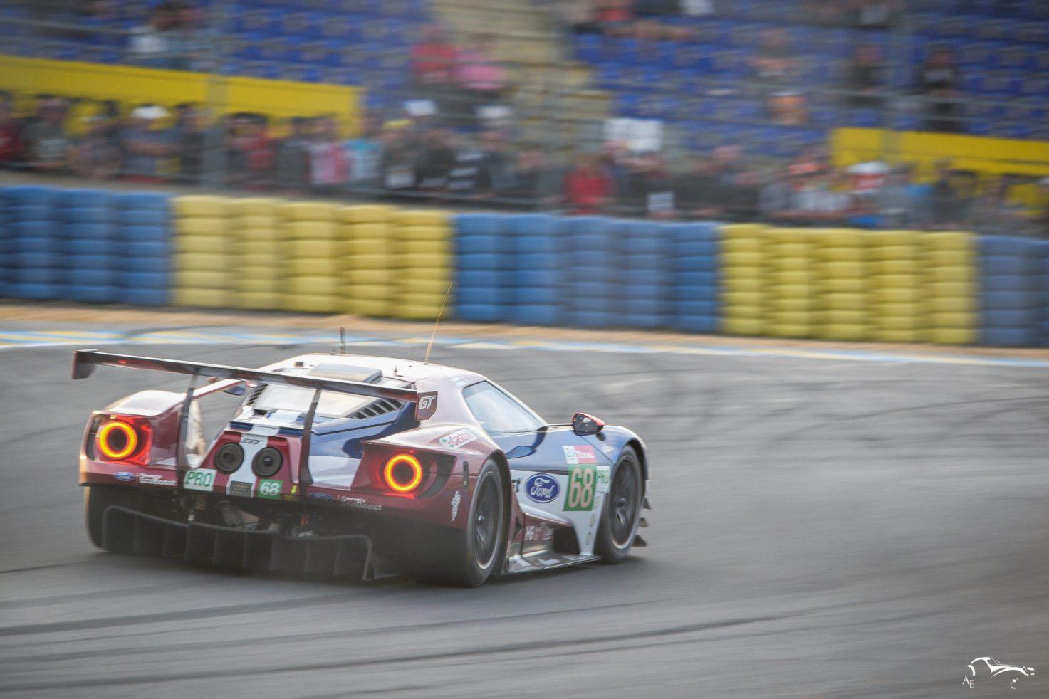 Ford GT GTE Ecoboost