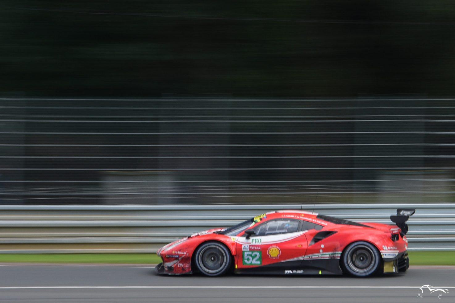 Ferrari 488 GTE Evo