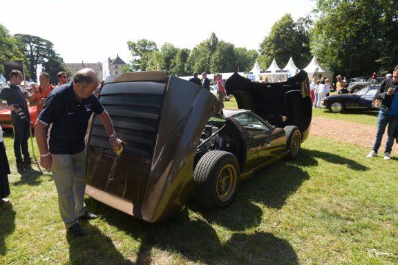 Lamborghini Miura P400