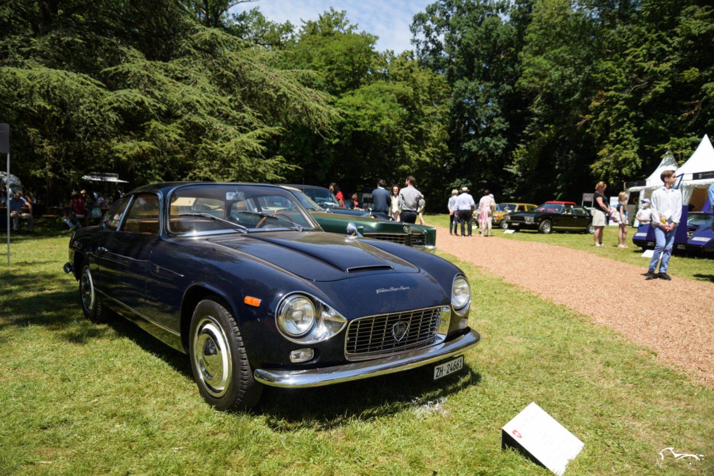 Lancia Flaminia Super Sport