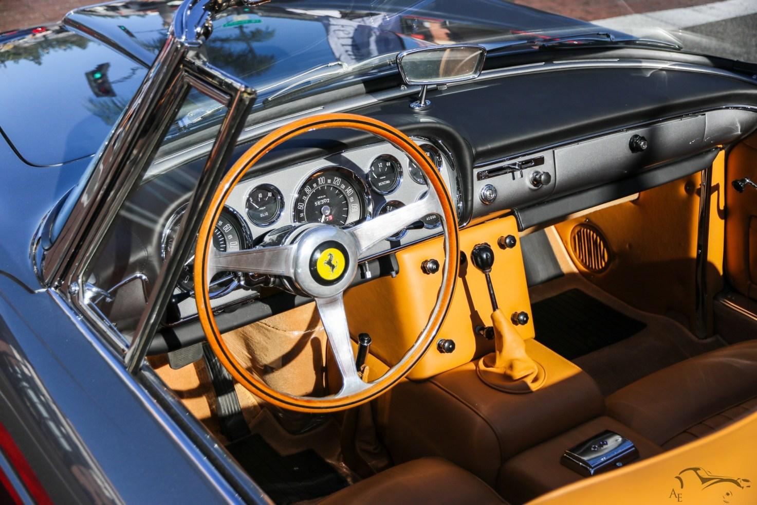 Ferrari 250 Convertible