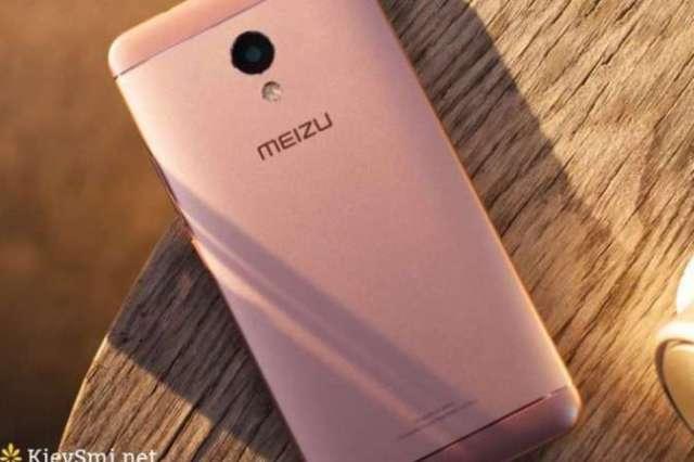 Официально представлен смартфон Meizu M5s