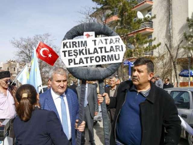 Митинг Анкара
